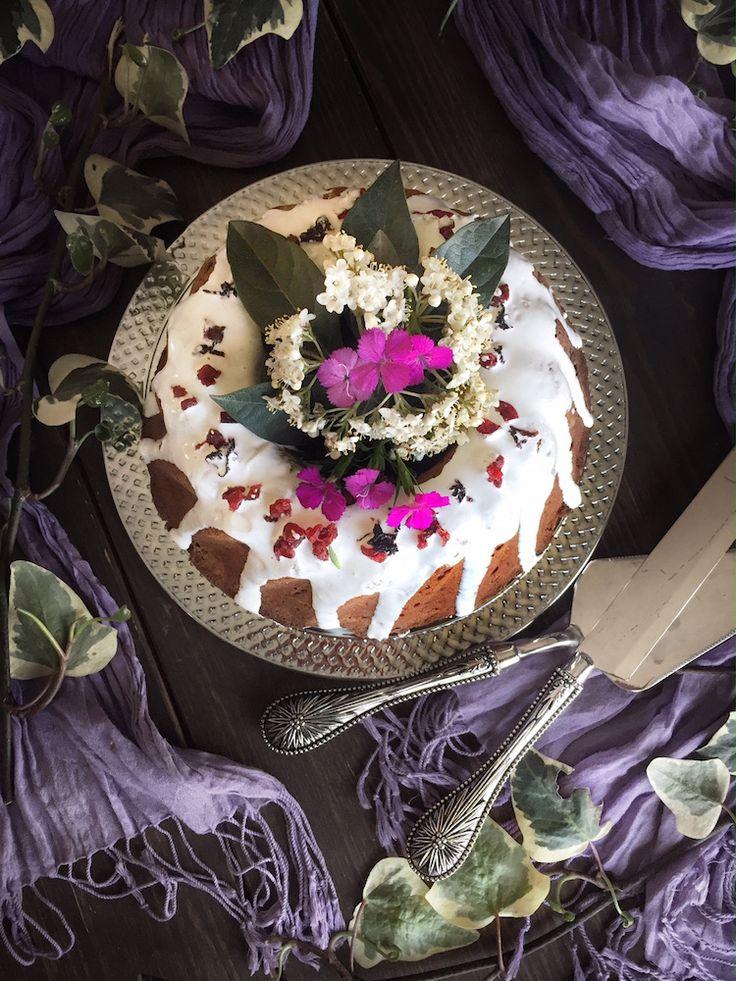 GamzeOlgun ,Gamze Mutfakta, Mor Havuçlu Kek , Purple  Carrot Cake