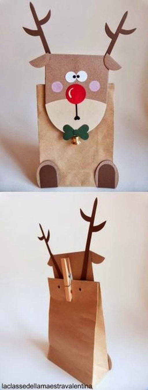 reindeer! #christmas #decor #holidays #diy #gift #ornamentation #gifts