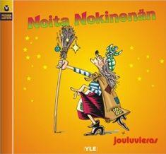 Noita Nokinenän jouluvieras (kuunnelma-cd) (CD)