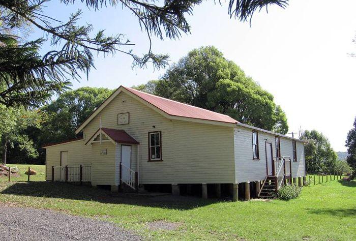 Ewingsdale hall