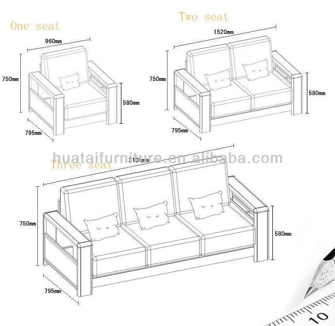 Living room Fabric furniture sofa , living room furniture nature solid wood sofa set furniture