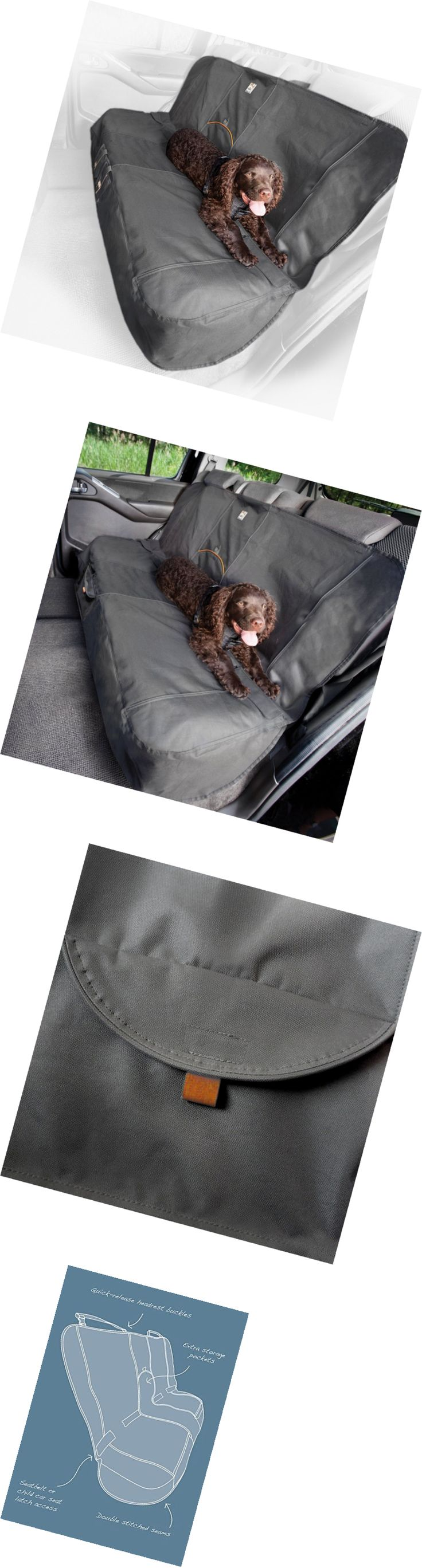 Car Seat Covers 117426: Kurgo Waterproof Car Bench Seat Cover For Dogs - Lifetime Warranty -> BUY IT NOW ONLY: $43.27 on eBay!