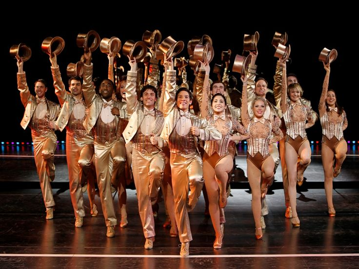A Chorus Line...one singular sensation....every little step we take....I danced to this....so remember the finale we performed:)