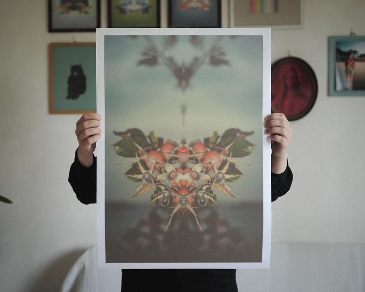 Altered Flora VII, 42 X 59,4 cm (A2), Limited to 30 editions. Find it here: http://shop.palegrain.com/product/altered-flora-vii-large #limitededition #print #artwork #poster #wallpiece #interior #interiör #göteborg #sweden