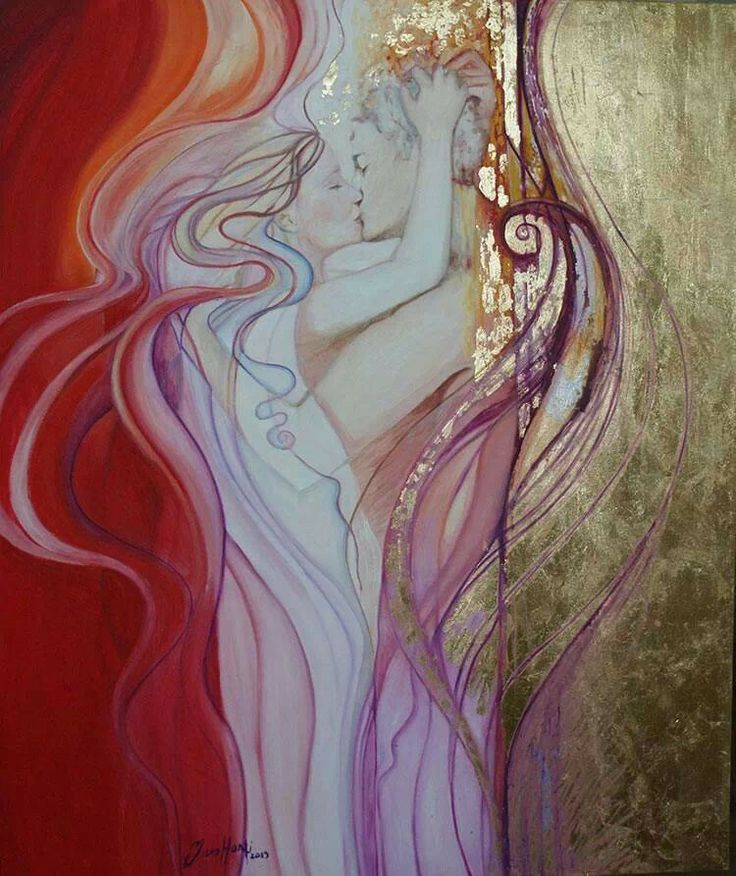 """I am not this hair. I am not this skin. I am the soul that lives within."" ~Rumi (Artist: Ines Honfi) ..*"