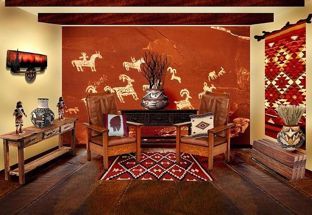 1000+ Images About Southwest Rooms &decor On Pinterest
