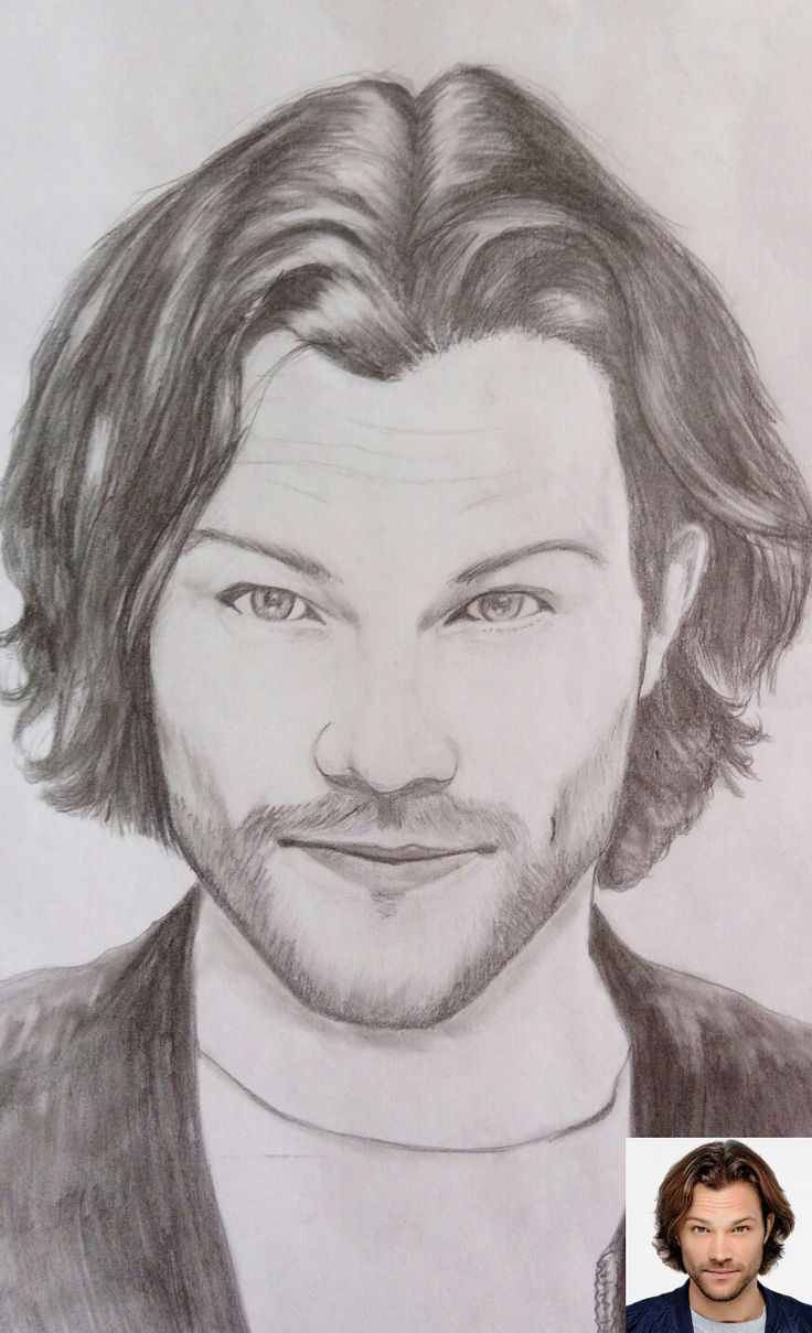 Jared Padalecki; January 2017