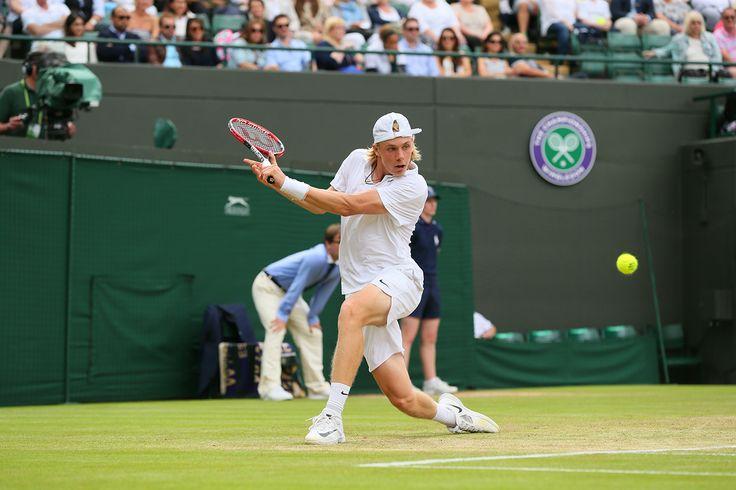 The Championships, Wimbledon 2016 - Denis shapovalov