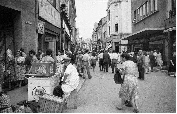 Lipscani - 1956