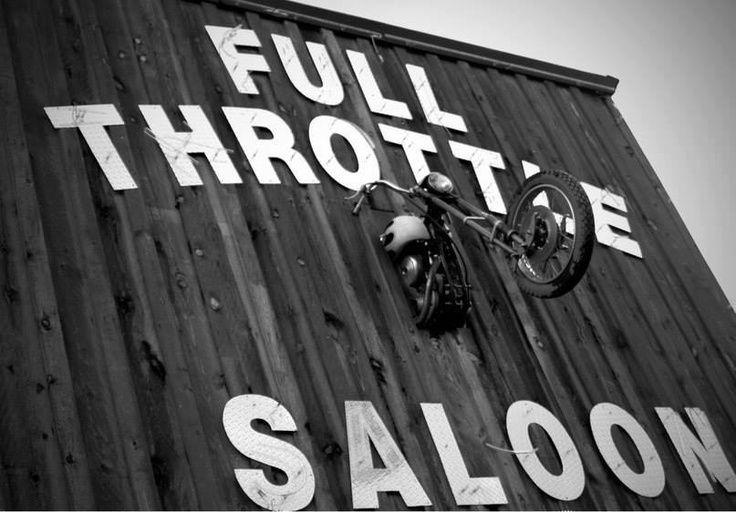 Full Throttle Saloon | Original | ~ Biker Style ~