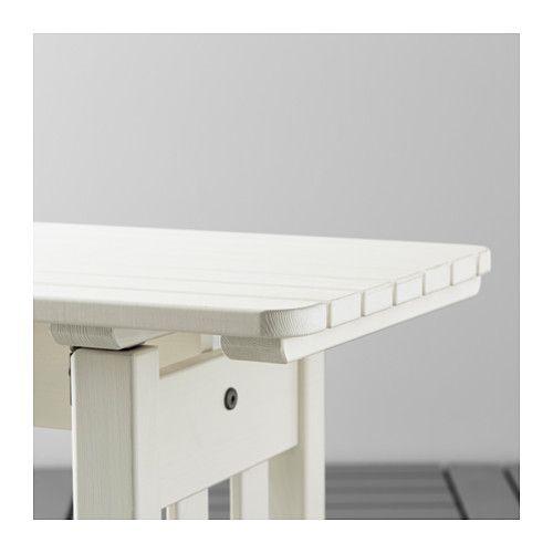 ÄNGSÖ Table+2 benches, outdoor  - IKEA