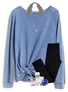 the body tag~ by sanddollars on Polyvore featuring Gap, J Brand, Converse, Kendra Scott, '47 Brand and Morphe