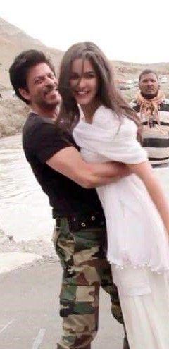 Jab Tak Hai Jaan with Katrina (2012)