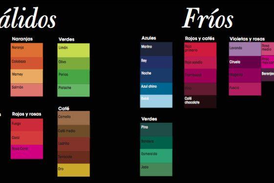 17 best images about colorimetria on pinterest tes sons - Colores que combinan ...
