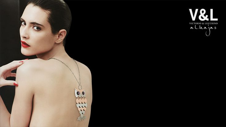 Jose Luis Fettolini // Jewelry Designer & Creative Director: OWL COLLECTION FOR VICTORIO & LUCCHINO ALHAJAS