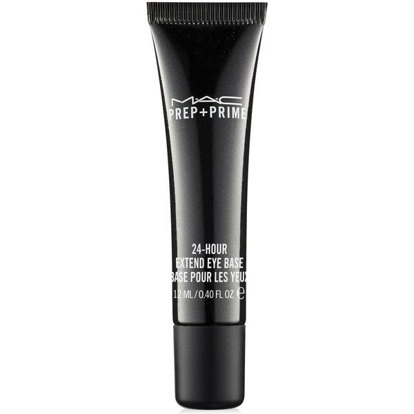 Mac Prep + Prime 24-Hour Extend Eye Base ($22) ❤ liked on Polyvore featuring beauty products, makeup, face makeup, makeup primer, no color and mac cosmetics