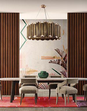 BRUBECK CHANDELIER Discover all projects where DelightFULL is present   www.delightfull.eu #livingroomideas #uniqueblog #modernfloorlamps #contemporarylighting #modernhomedecor #interiordesignideas #interiordesignproject #homedesignideas #midcenturystyle #moderndesign #luxurydecor #uniquelamps