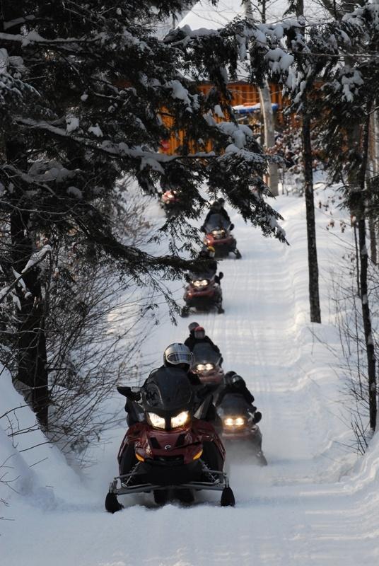 Motoneige / Snowmobile