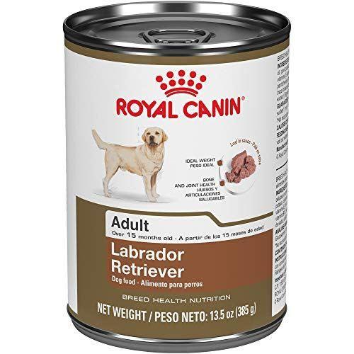 Royal Canin Breed Health Nutrition Labrador Retriever Adult Loaf