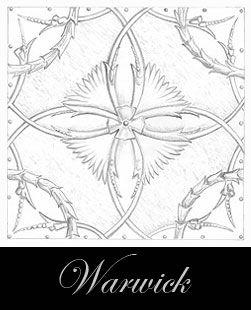 diseño del techo de metal prensado - Warwick