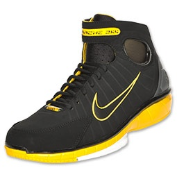 Nike Air Zoom Huarache 2k4 Men\u0027s Basketball Shoes
