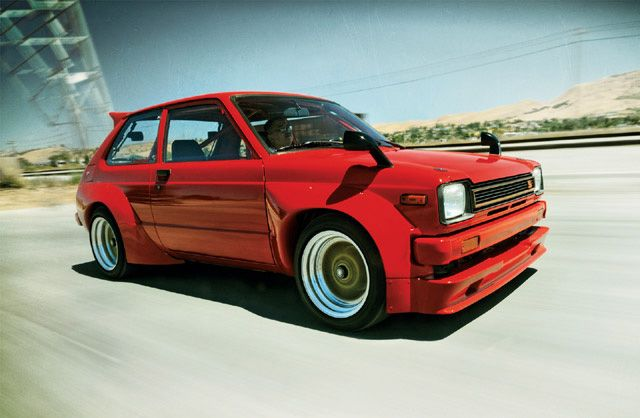 1981 Toyota Starlet Kp61