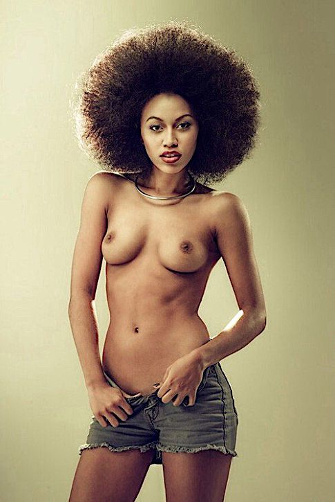 10 Best Naked Ebony Women Images On Pinterest  Ebony -6055