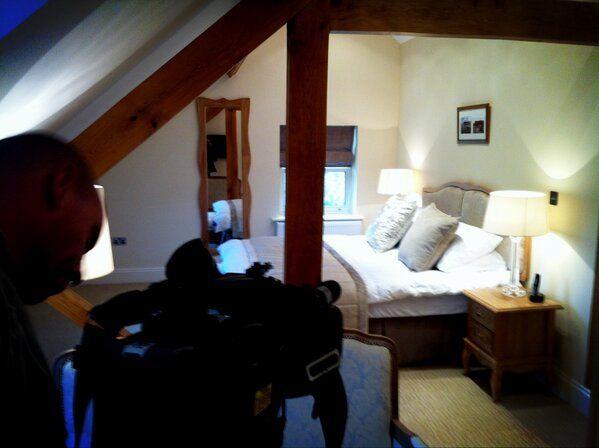 Raithwaite Hall's fresh bedrooms