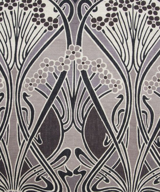 grey ianthe print linen union patterns pinterest. Black Bedroom Furniture Sets. Home Design Ideas