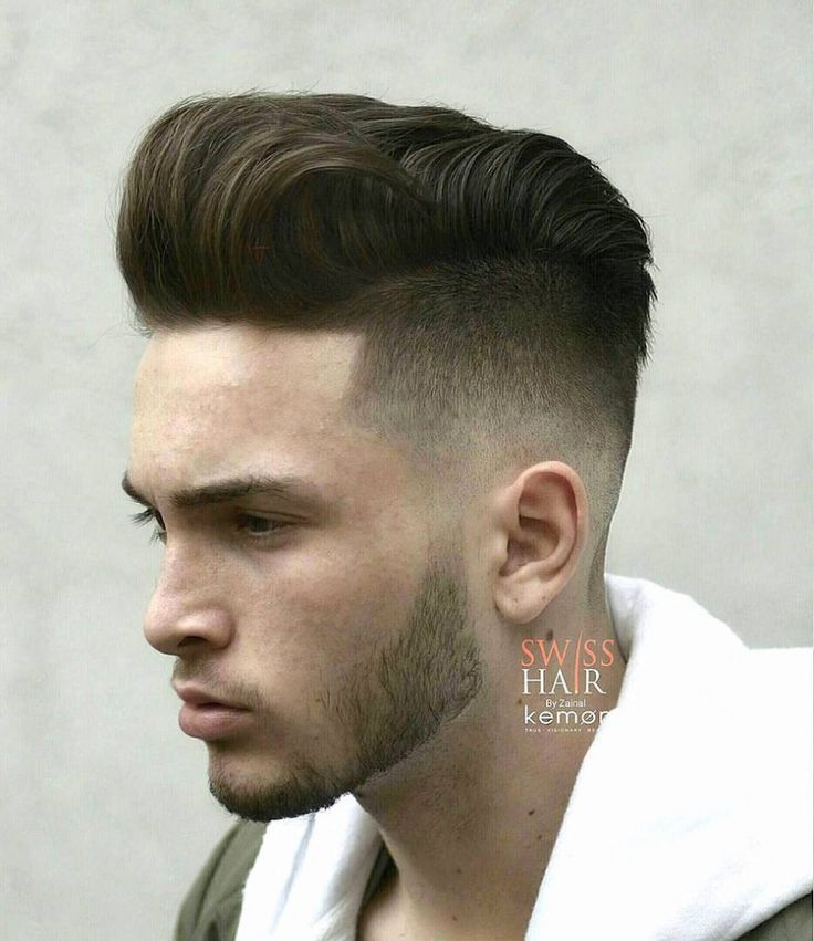 Top Mens Hairstyles Interesting 238 Best Men's Pompadours Images On Pinterest  Hair Cut Man Men's