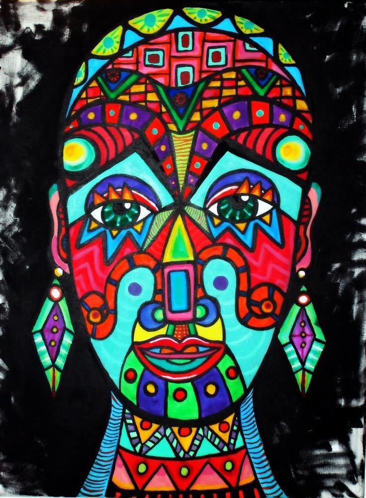 """Mil Cosas"" ART CACU CIFUENTES"
