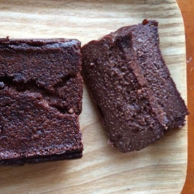 とうふで作る生チョコケーキ、チョコもバターも生クリームも不要!