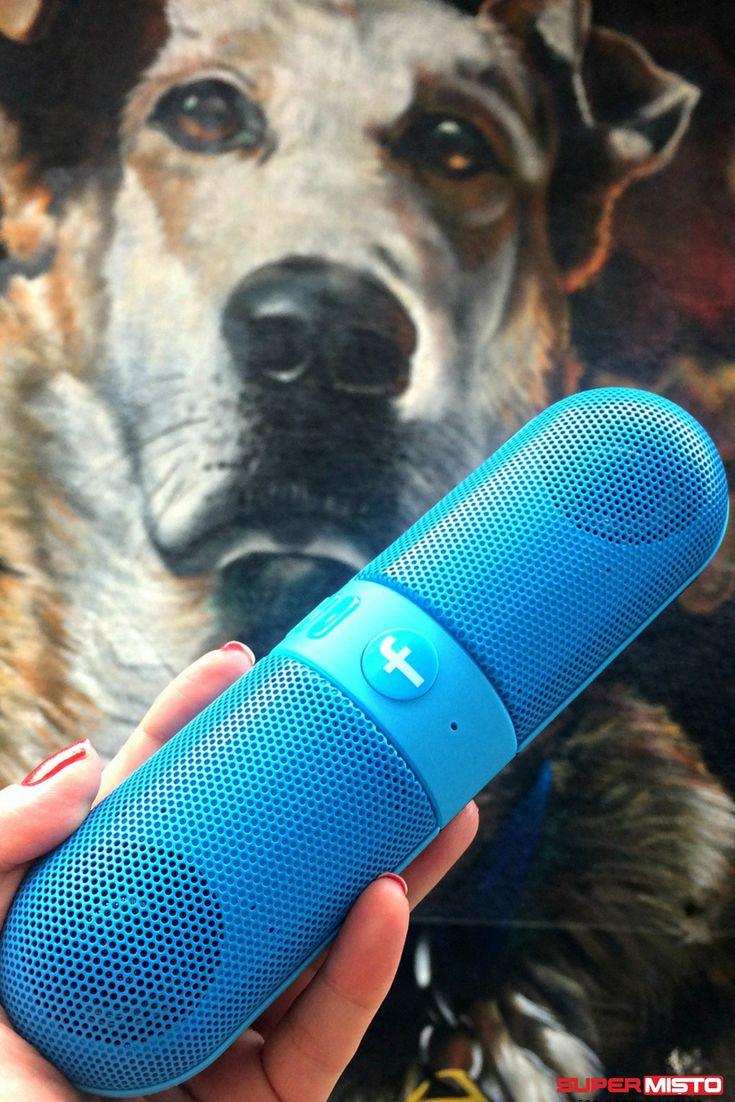 Boxa Bluetooth portabila. Compatibila cu orice telefon/tableta/Ipod   #bluetooth #speaker #gadget @