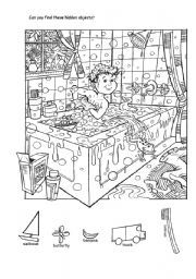 Printable Find Hidden Objects Games | find the objects find the objects in the picture date
