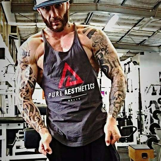 Pure Aesthetics Charcoal blood Stringer