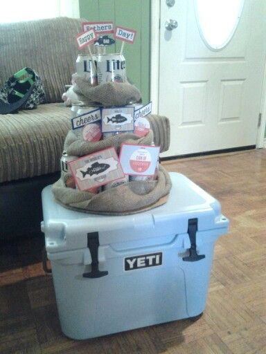 Yeti Cooler Beer Cakes And Coolers On Pinterest