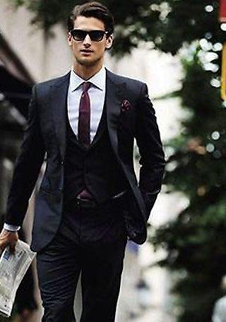 スーツの着こなしを学ぶ | スーツスタイルWEB