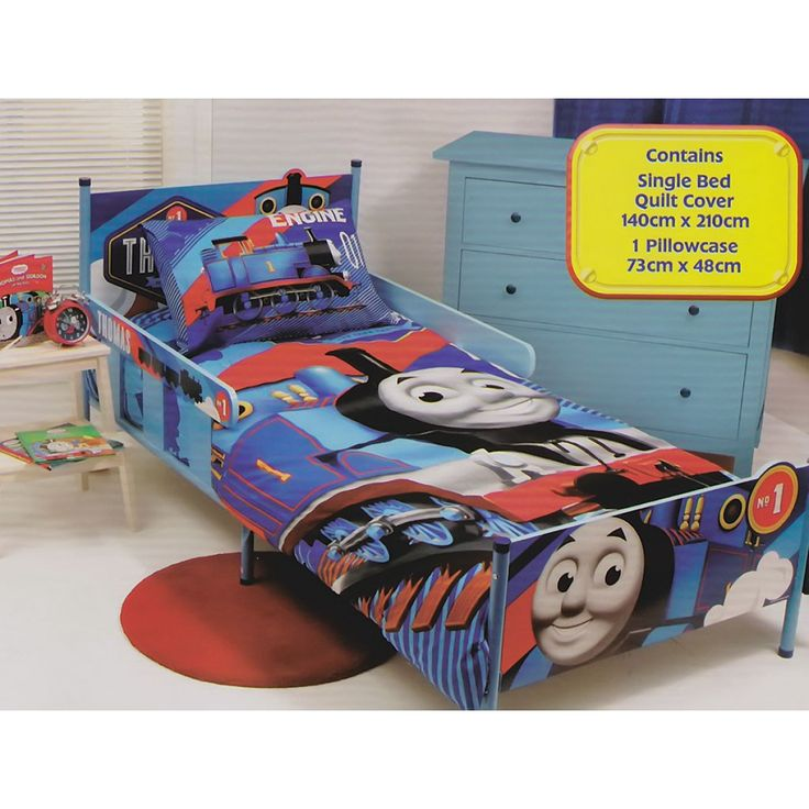 50 best Thomas the Tank Engine images on Pinterest | Engine, Motor ... : thomas single bed quilt cover - Adamdwight.com