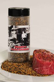 Franks's steak seasoning is an old family recipe. This combination of fine spices has withstood the test of time and is especially blended f...