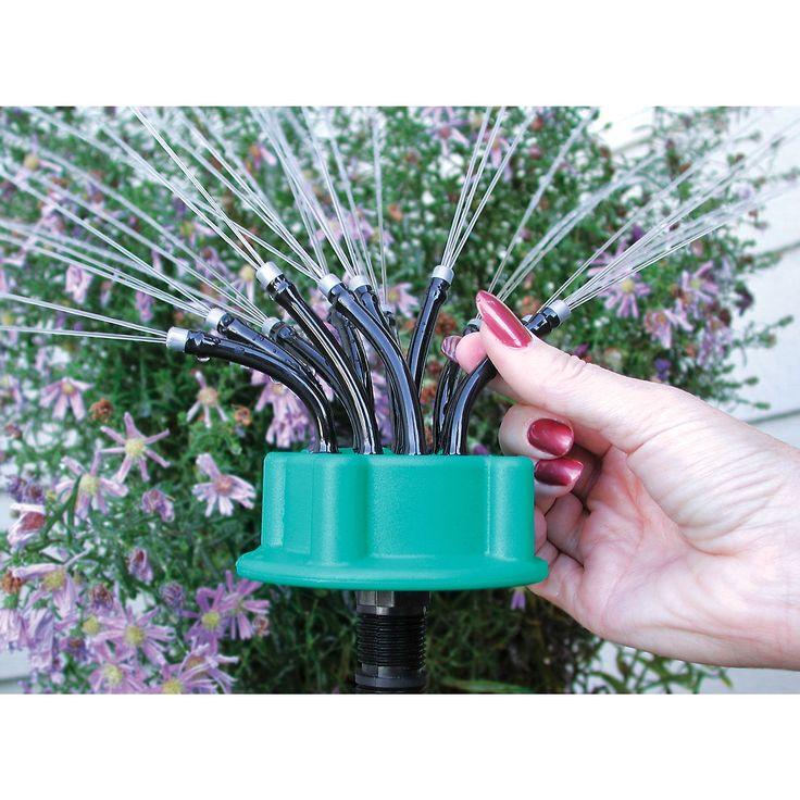 1000 Ideas About Garden Sprinklers On Pinterest
