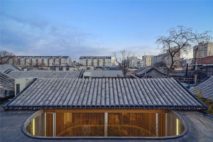Gallery - Tea House in Hutong / ARCHSTUDIO - 3
