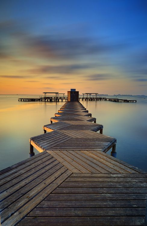 This amazing photo was taken in Murcia (Spain).