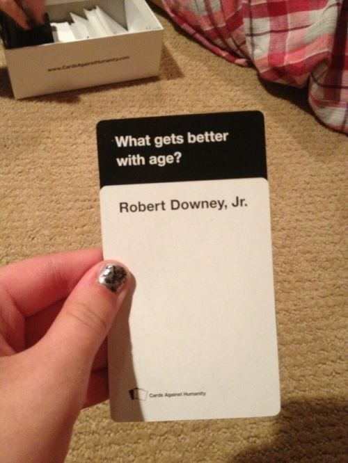 cards against8 Funny Cards Against Humanity answers (33 photos)