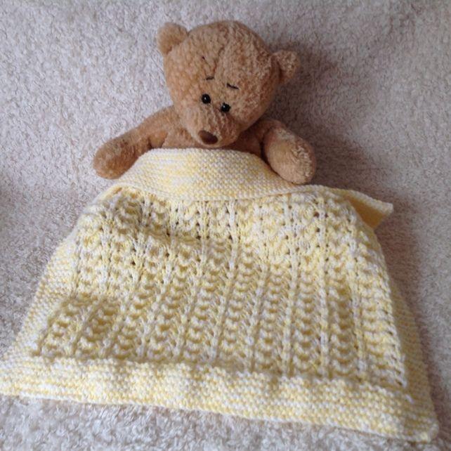Baby Blanket £12.00