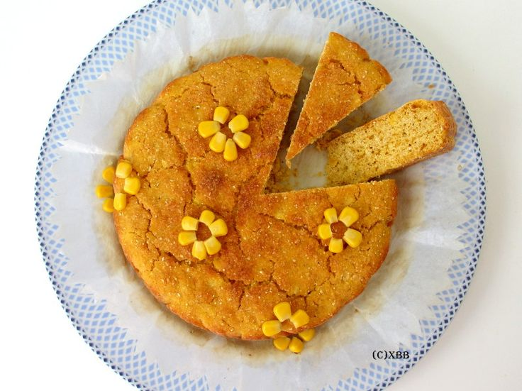 Glutenvrij maisbrood - Xandra Bakt Brood
