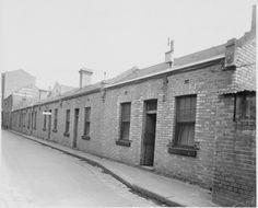 Little Lon Is A Part Of Melbourne Whose History As Slum