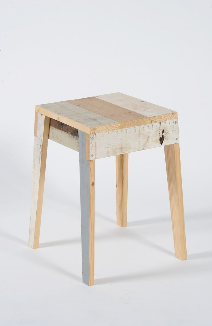Scrap Wood Stool / Año: 2004 / Vendidas: 2246 desde 2007