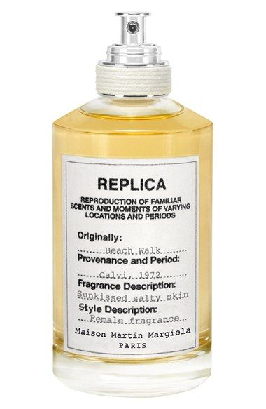 Maison Martin Margiela 'Replica - Beach Walk' Fragrance available at #Nordstrom