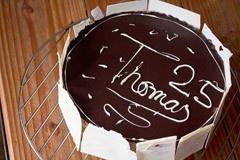 92: Belgian Chocolate Cake by Pieter Declercq
