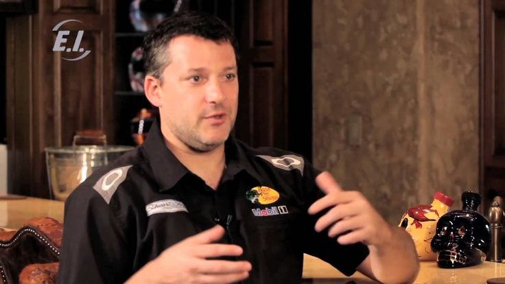 3 Wide Life Tony Stewart Episode 1. The interview is held in Tony's house in Indiana and covers his business side and how SHR got started.
